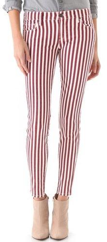 Genetic denim Shya Striped Cigarette Jeans