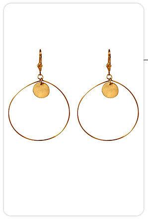 Tina Tang Venus Earrings