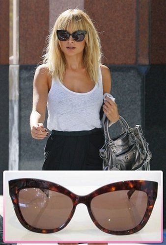 House of Harlow Linsey Sunglasses in Tortoise