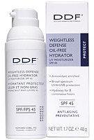 DDF Weightless Defense Hydrator UV Moisturizer SPF 45 1.7oz
