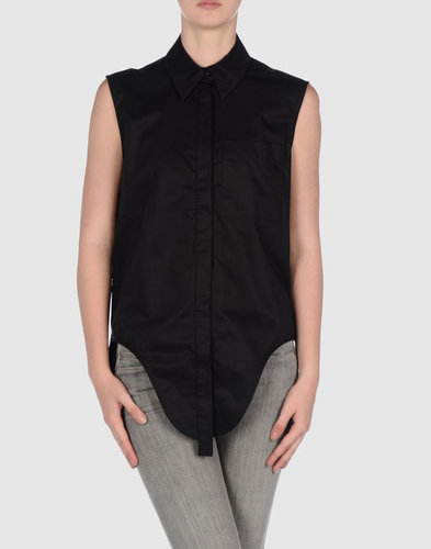 BALENCIAGA Sleeveless shirt