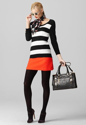 Stripe Bethany Sweater