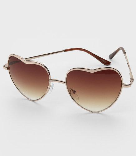 Heart Of Glass Sunglasses