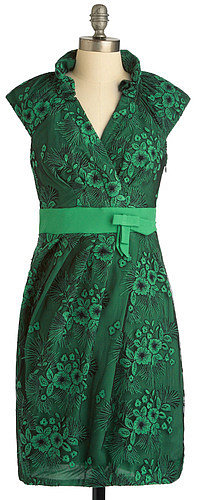 Ain't Over Until It's Clover Dress