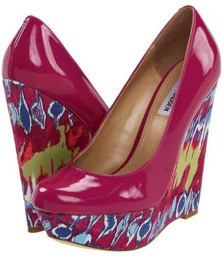 Steve Madden - P-Gale (Fuchsia Multi) - Footwear