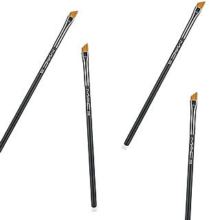 What Is An Angled Eyeliner Brush?