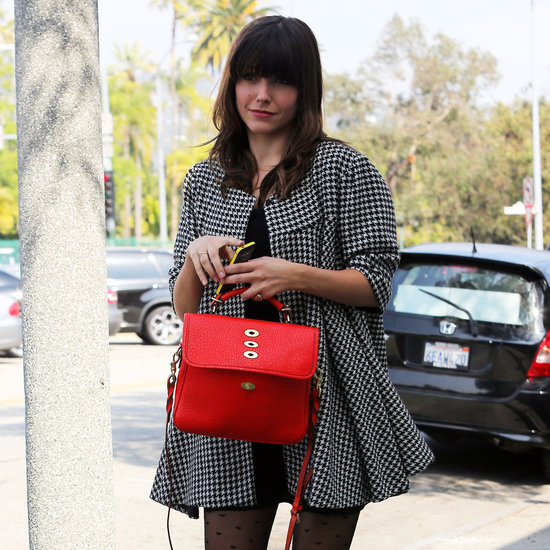 Red Mulberry Bag | Shopping