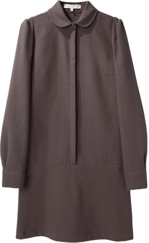 Vanessa Bruno / Round Collar Shirtdress
