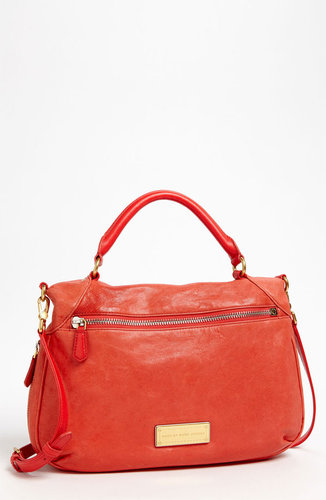 MARC BY MARC JACOBS 'Washed Up - Amee' Leather Crossbody Satchel