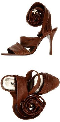 JUST CAVALLI High-heeled sandals
