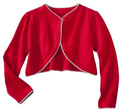 JUST ONE YOU  Made by Carters ® Infant Toddler Girls' Sweater - Red