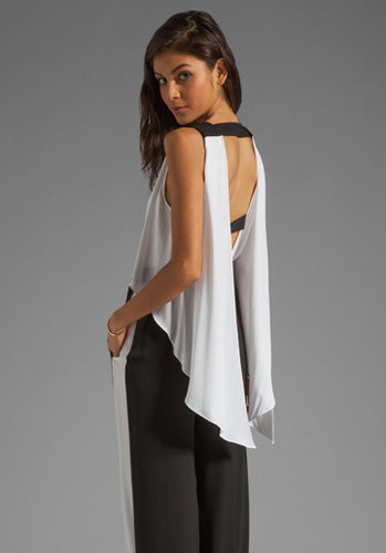 BCBGMAXAZRIA Long Jumper in Black Combo from REVOLVEclothing.com