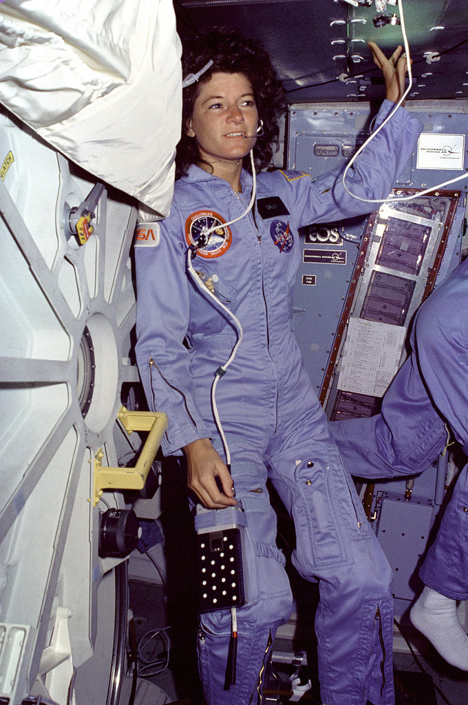 First American Woman in Space: Sally Ride