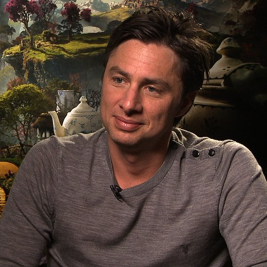 Zach Braff Interview About Oz the Great and Powerful
