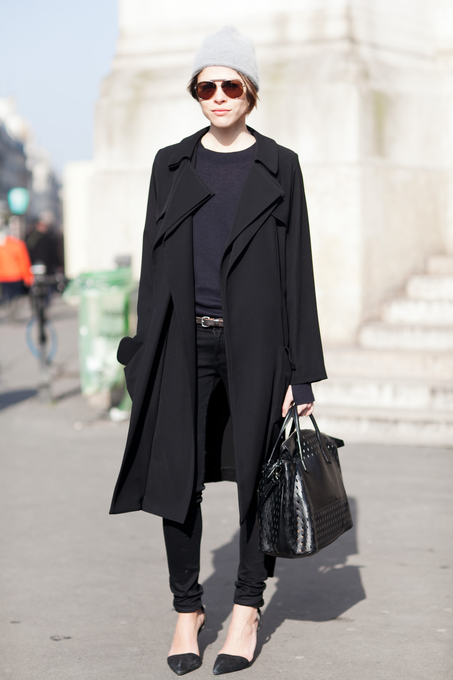 Emily Weiss gave us sophisticated-cum-cool in polished ...