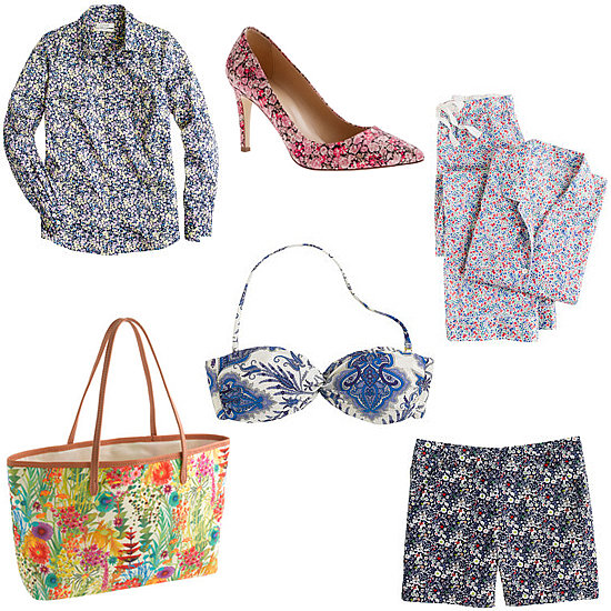 J Crew Joins Forces with Liberty London