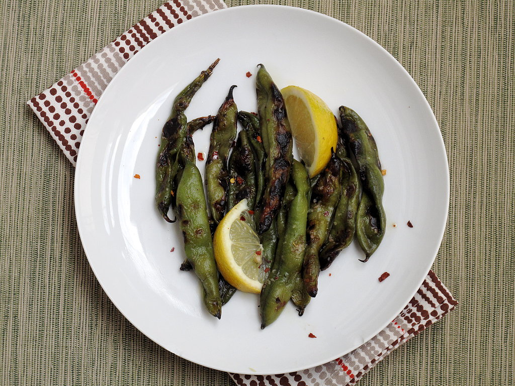 What to Make: Grilled Fava Beans With Chile and Lemon