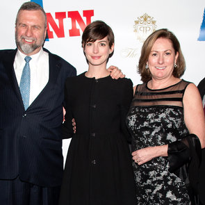 Anne Hathaway, Adam Shulman & Family At New Play, Ann