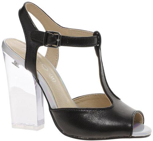 ALDO Aserri Perspex Heeled Sandals