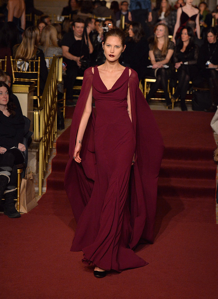 Catherine McNeil for Zac Posen, New York