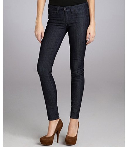 AG Adriano Goldschmied indigo wash 'Jegging' super skinny jeans