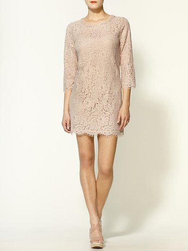 Joie Portia Lace Mini Dress
