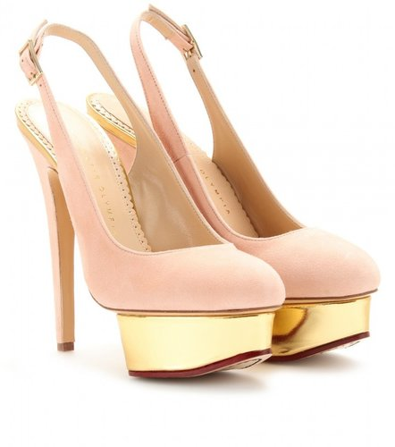 Charlotte Olympia DOLLY SLING BACKS