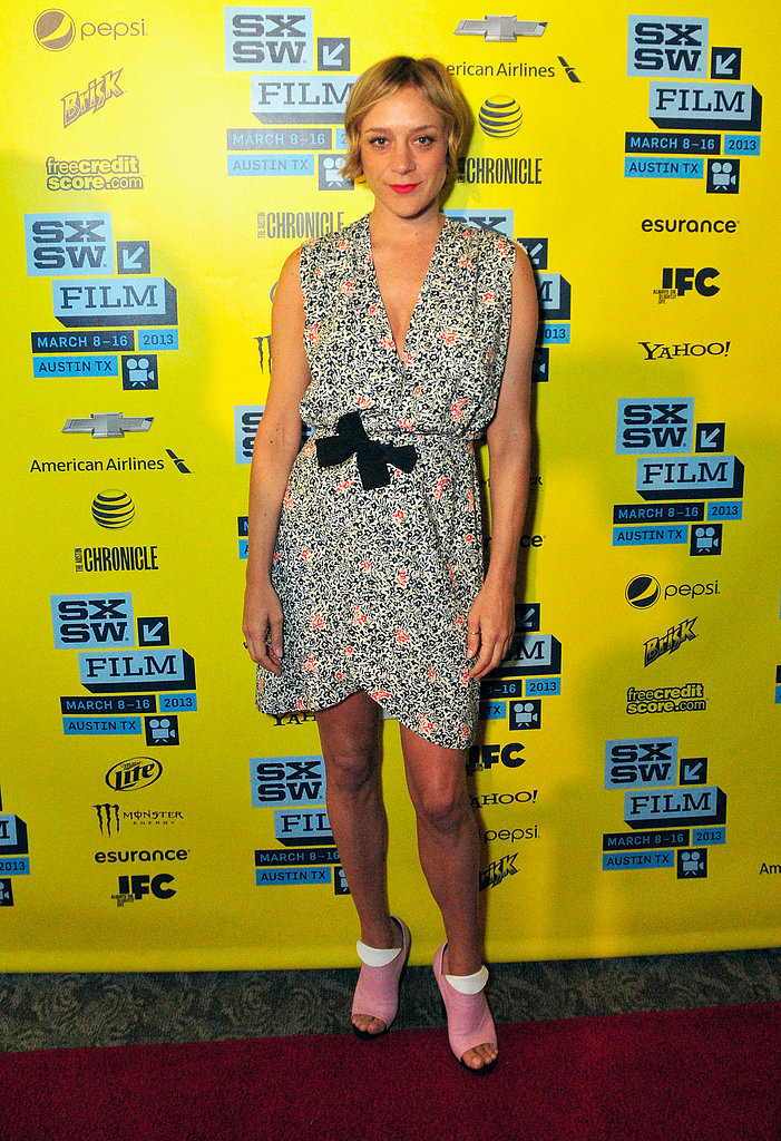 Chloë Sevigny stepped out for the Walt premiere at SXSW.