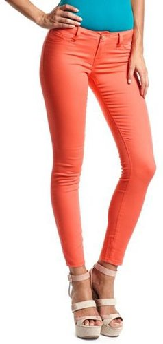 Refuge Coral Skin Tight Legging