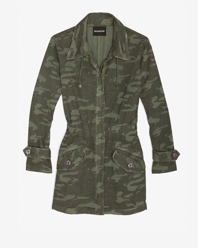Monrow Army Jacket