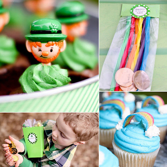 Finding the Pot o' Gold: A St. Patrick's Day Party Filled With Treats For All
