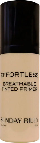 Sunday Riley Effortless Breathable Tinted Primer- Medium
