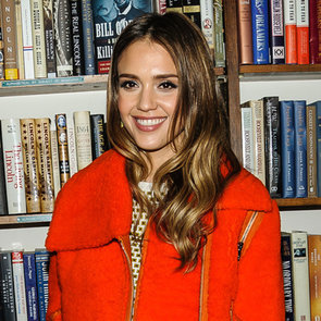 Jessica Alba Promotes The Honest Life in NYC | Pictures