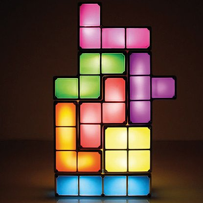 Tetris Decor