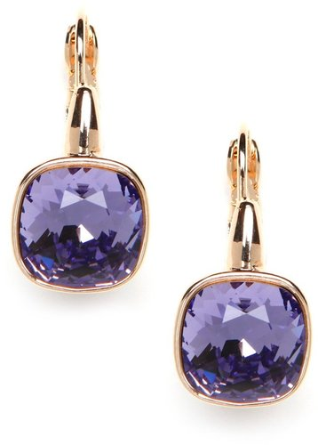 Cushion Amethyst Drops