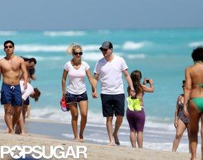 celebrityMichael-Buble-Luisana-Lopilato-Miami