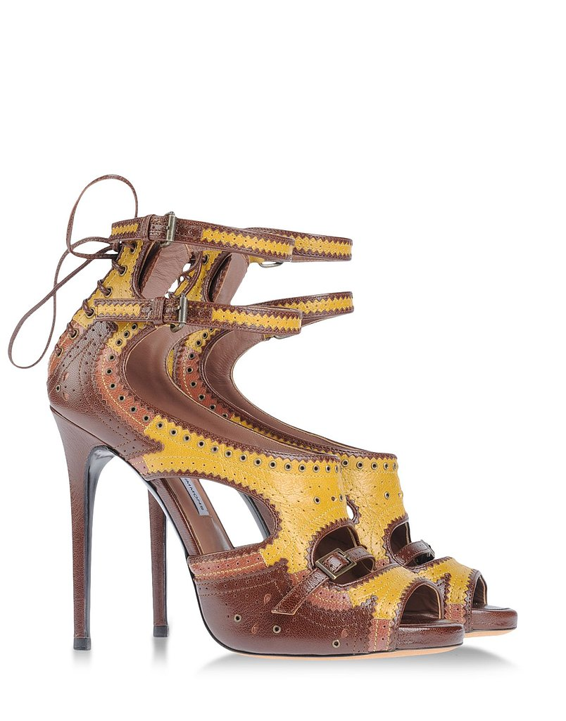 These Tabitha Simmons sandals ($512, originally $1,650) are still an investment, but well worth it in our eyes.