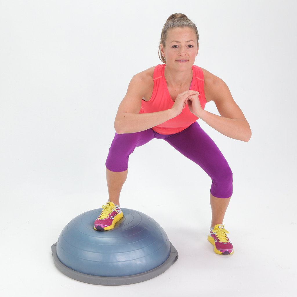 Bosu Ball Benefits: How To Work A BOSU Ball From Top To Toe