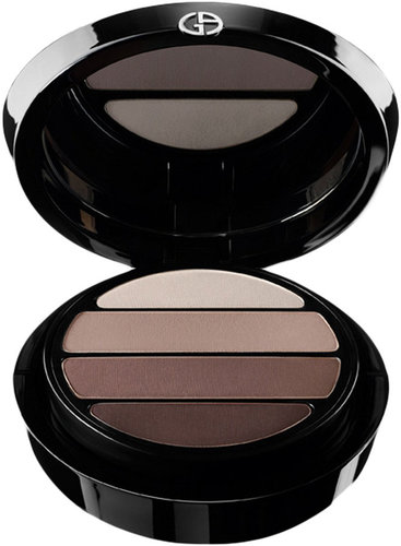 Armani Beauty Eyes To Kill Eyeshadow Quad- 2: Terra Sienna