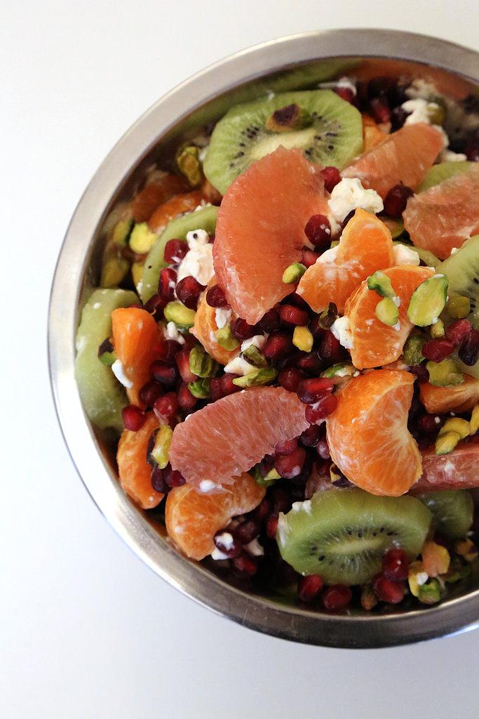 End-of-Winter Fruit Salad