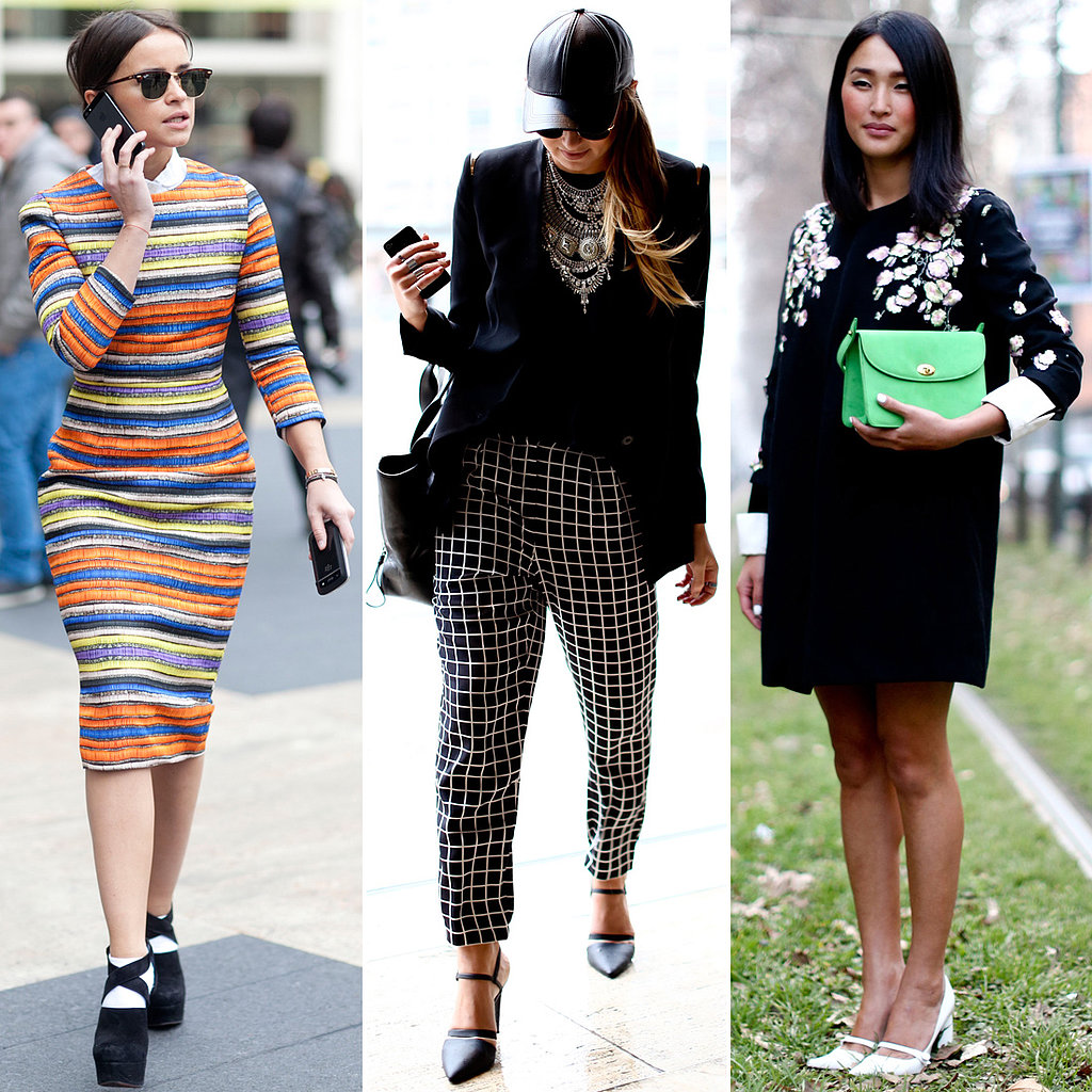 We Rounded Up The Best Street Style Trends From Bold And