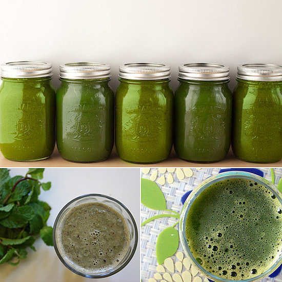 Green Juice and Smoothie Recipes | POPSUGAR Fitness