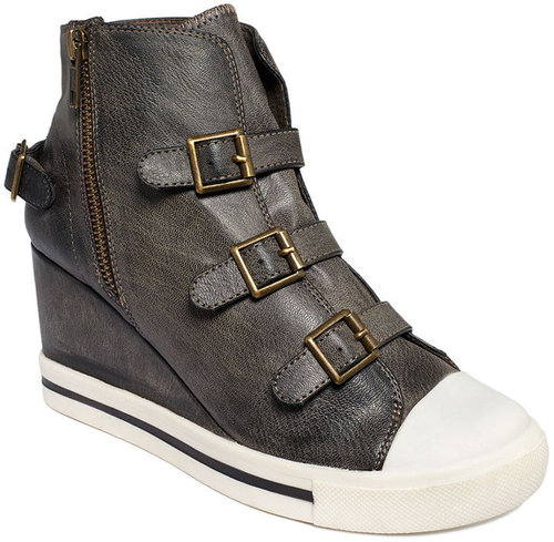 Report R2 Shoes, Ardsley Wedge Sneakers