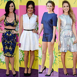 2013 Kids' Choice Awards Celebrity Style Details: Katy Perry