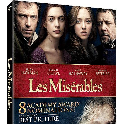 Les Misérables DVD Release Date
