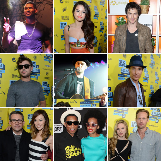 That's a Wrap on SXSW — See All the Stars!