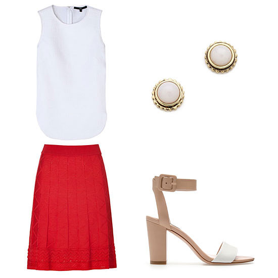 Outfit #2: The Perfect Spring Color Combo