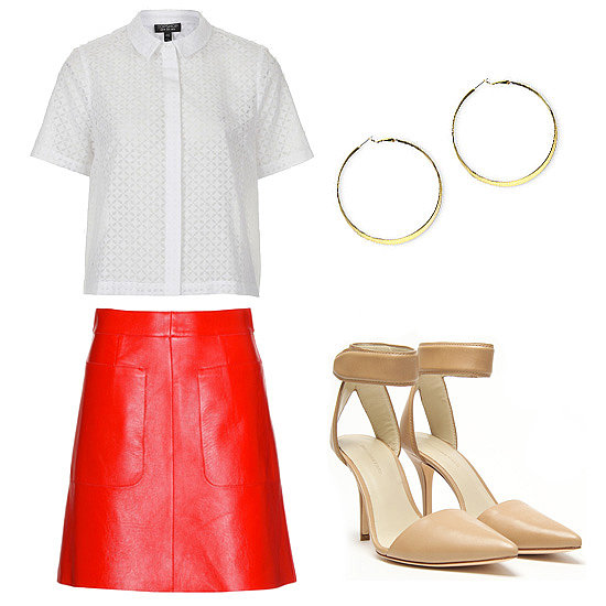 Outfit #1: The Perfect Spring Color Combo