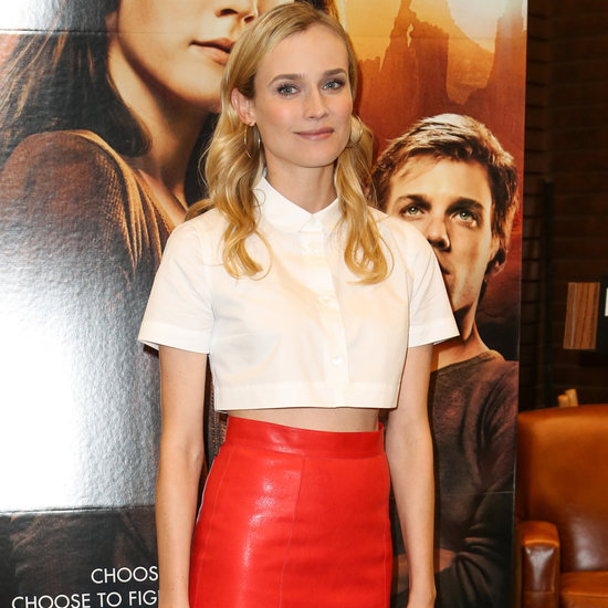 We're Copying Diane Kruger's Perfect Spring Color Combo — Here's How