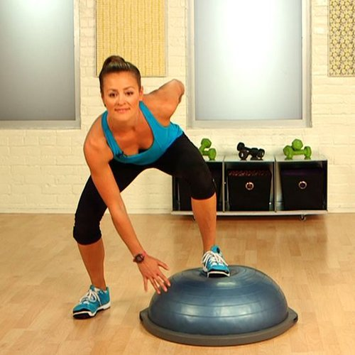 Full-Body BOSU Exercises